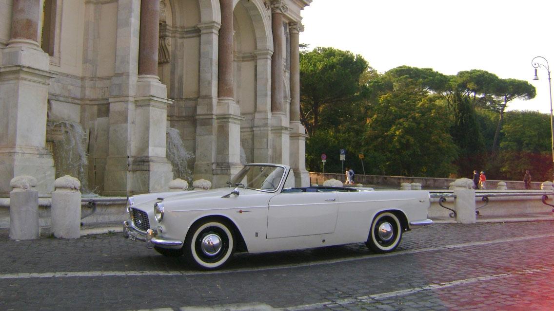 noleggio auto epoca sportive classiche