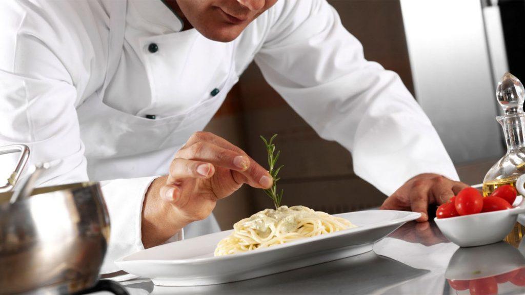 piatto gourmet chef a domicilio