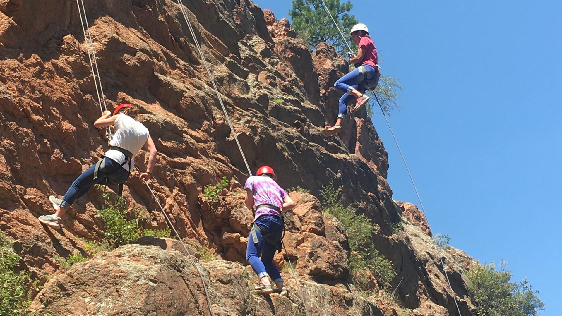 escursione in arrampicata sardegna