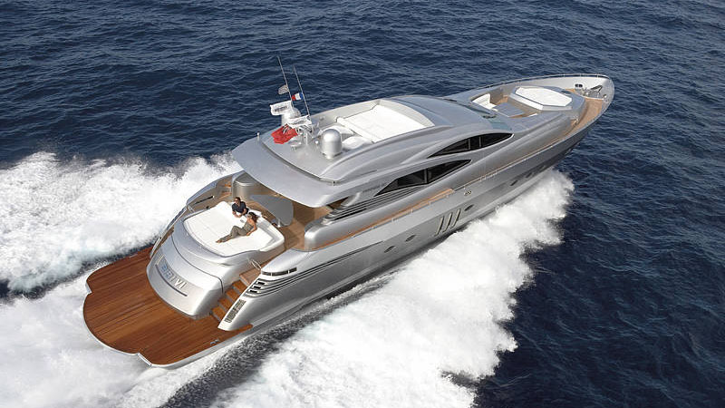 luxury boats and rafts