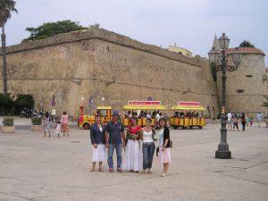escursione ambientale e culturale in bus Alghero Sardegna