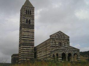 chiesa Saccargia Alghero sardegna