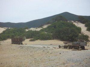 escursione fuoristrada sardegna dune piscinas