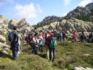 escursione trekking monte limbara sardegna