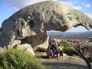 escursione ambientale e culturale arzachena sardegna