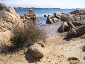 marine landscape sardinia