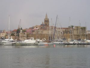 bus excursion alghero port sardinia