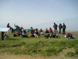 escursione trekking penisola del sinisin sardegna