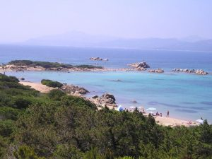 la maddalena beach sardinia