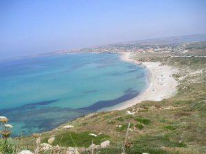 spiaggia san giovanni di sinis sardegna