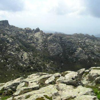 trekking monte limbara sardegna