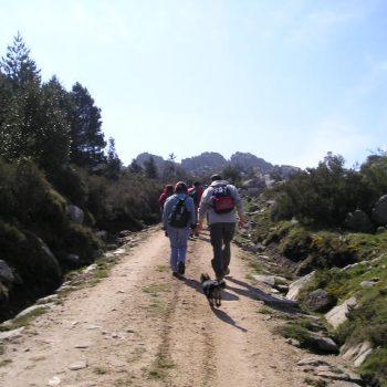 trekking monte limbara sardega