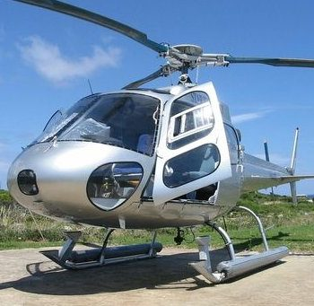 helicopter service golfo aranci