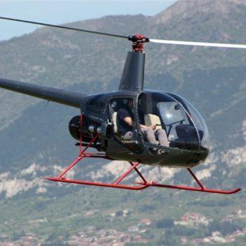 helicopter service porto rotondo