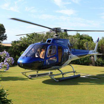 servizio elicottero costa rei