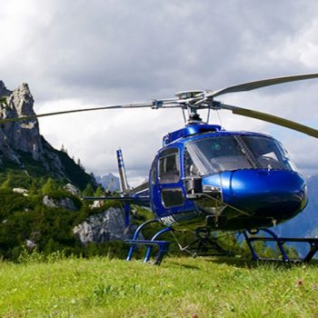 servizio elicottero sardegna
