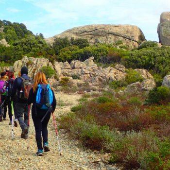 trekking excursion 7 fratelli park sardinia