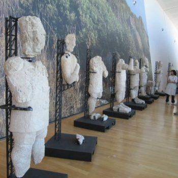 giovanni marongiu museum cabras sardinia mont'e prama giants