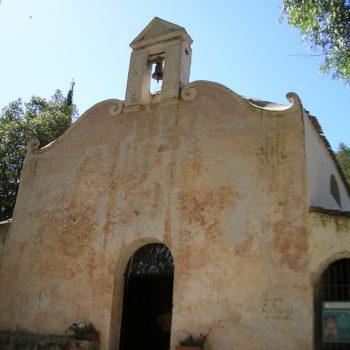 chiesa nostra signora della pietà oliena sardegna