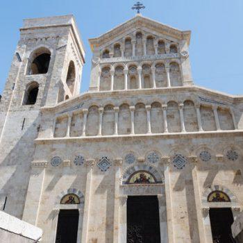 cathedral cagliari sardinia