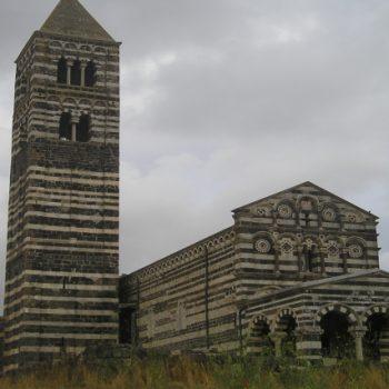 chiesa saccargia alghero