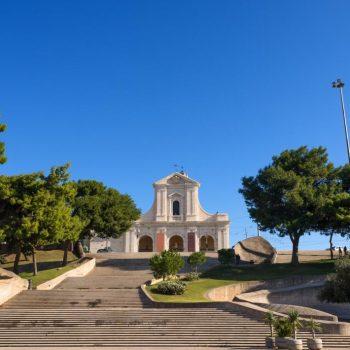 chiesa di bonaria cagliari sardegna