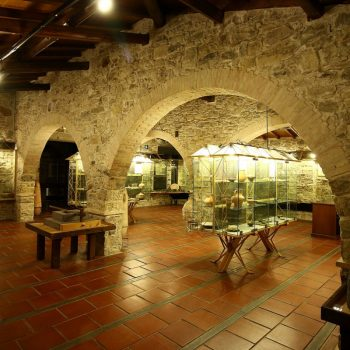 museo archeologico villanovaforru sardegna