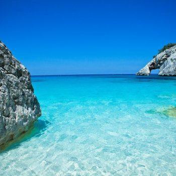 spiaggia cala goloritze' sardegna