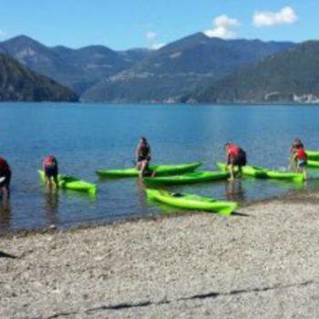 escursione canoa sardegna