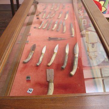 knife museum arbus sardinia