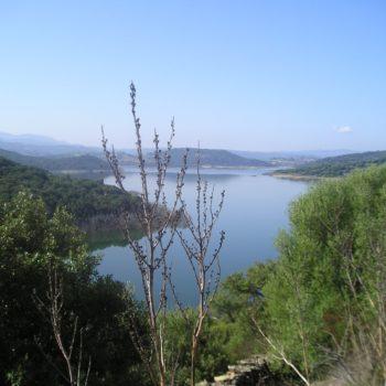 liscia lake sardinia