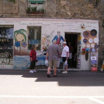 murales orgosolo sardinia