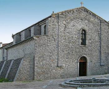 s. Francesco church Tempio Pausania sardinia