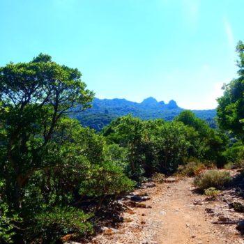 trekking escursion 7 fratelli park sardinia
