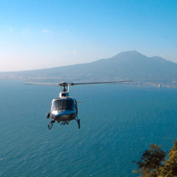 helicopter service sardinia
