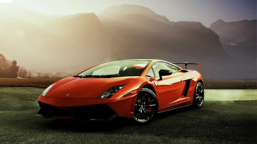 Lamborghini sardinia