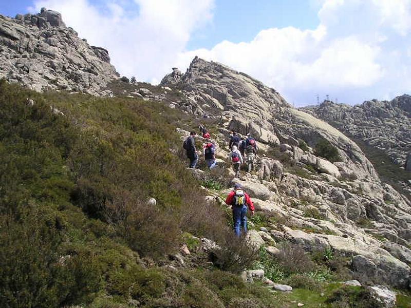 limbara mountain sardinia