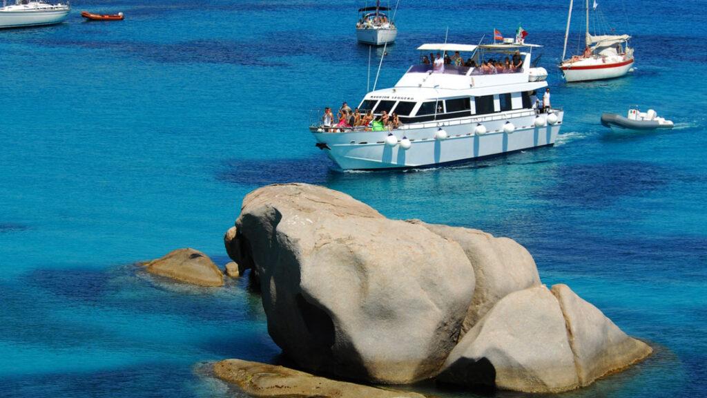 boat orosei sardinia