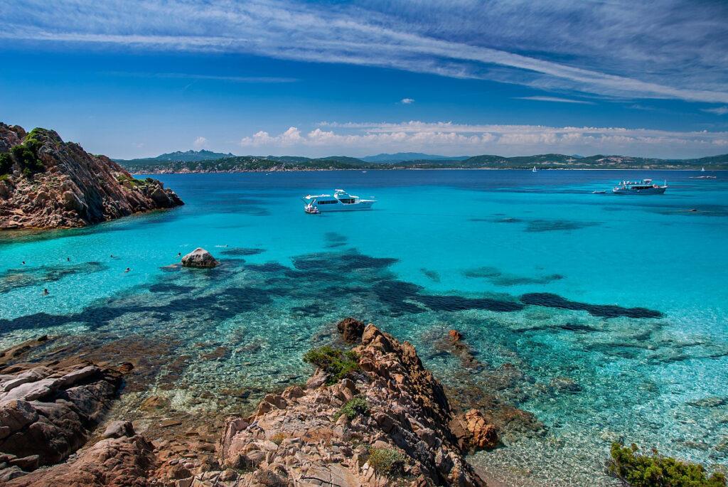 archipelago la maddalena sardinia