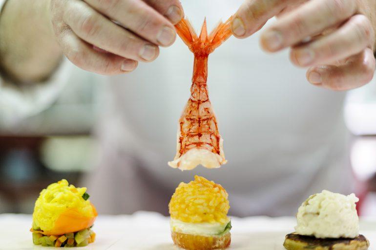 servizio chef a domicilio sardegna